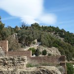 view at Alcazaba