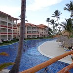 The pool is enormous and the resort has more than 600 rooms! :)
