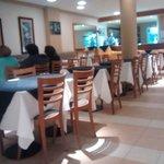 Comedor-restaturant del hotel en pb