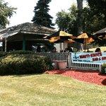 Nauti-Knots Outdoor restaurant and bar
