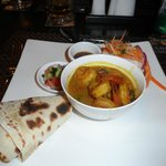 Prawn curry, yummy