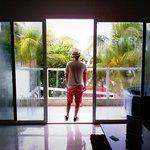 suite. yaque paradise