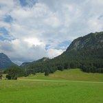 Nearby walk to Burg Ehrenberg & Schlosskopf (Bastion)