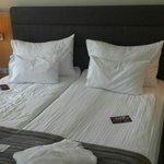 Sehr gemütliches Bett