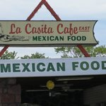 La Casita East... not to be confused with the La Casita in downtown Globe...