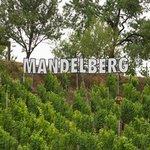 Mandelberg grand cru vineyard behind the hotel