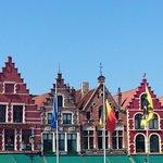Historische Häuser am Großen Markt