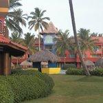 Parques del Hotel