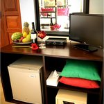 Standard and Superior Room Facilities