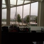 breakfast view!