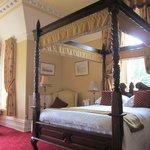 The Bishop's room