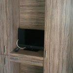 Televisore in camera
