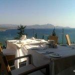 Breakfast and Dinner views