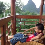 Comfortable Balcony