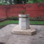 Ashes of Mahatma Gandhiji