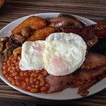 Mario's Big Breakfast