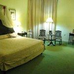 Our honeymoon suite