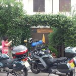 Motorbikes welcome, parking on street out front of accommodation