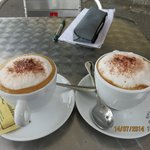 Cappuccinos!!