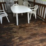 The decking
