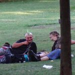 пикники в  Schlossgarten