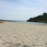 Beautiful Ropico beach