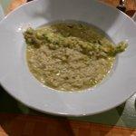 risotto vegetale