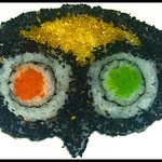TripAdvisor Logo sushi!