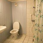Rorbu bathroom