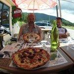 Bien belles et bonnes pizzas