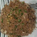 Beef dried rice