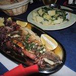 Delightful fish dish