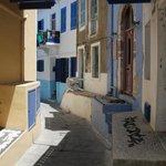улочки Мандраки