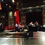 El restaurante japonés