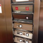 1980s elevator not so much remodelling here
