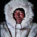 Foto van een foto van Jimmy Nelson (Leve de Mens! tentoonstelling)