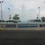 Fountain at Rye Playland