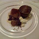 Texturas de chocolate