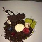 Dessert at Gusto