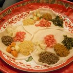 Foto de Addis Red Sea Ethiopian Restaurant