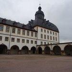 Castello di Friedenstein a Gotha.