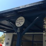 l'ingresso della taverna