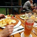 Fürstliche Brauerei Thurn und Taxis Klasse Schnitzel