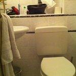 toilet/håndvask