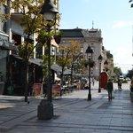 Улица Князя Михаила