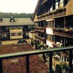 Panorama dalla camera(senza balcone)