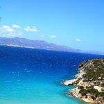 Cretan Coastline