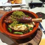 Superb Alegria Lamb Shank