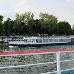 Seine boat trip