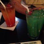Hurricane & Swamp water =)